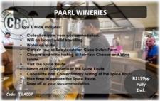 Paarl Wineries