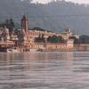 Parmarth Niketan View From Ganges