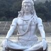 Shiva Meditating In Rishikesh