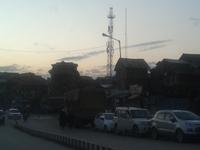 Downtown Srinagar