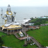 Worlds Second Tallest Statue Of Shiva At Murdeshwar