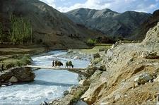 Yapola River In Wanla