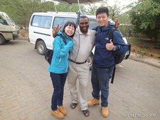 Africa Kenya Tsavo East 21