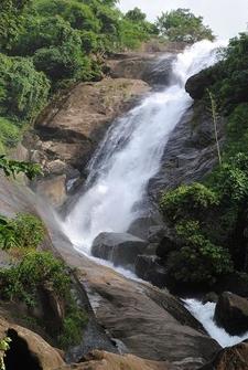 Elappally Waterfall