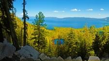 Hiking Adventure Lake Tahoe