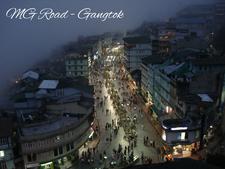 Mgroad Gangtok