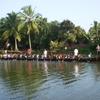 Trial Runs For Nehru Trophy Boat Race 2010