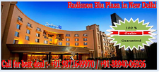 Hotel Redission Blu