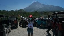 Jasmine On Merapi Tour