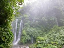 Senaru Tiyu Kelep Waterfall