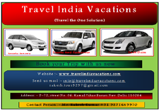 Travel India Vacations