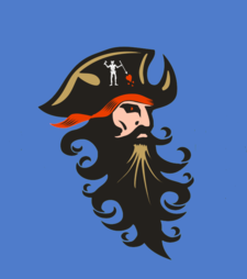 The Legend Of Blackbeard Logo 3