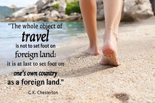 Travel To Foreign Land