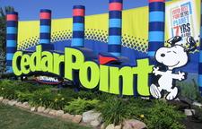 Cedar Point Entrance
