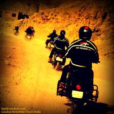 Motorbike Tours India 31