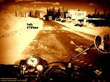 Motorbike Tours India 1