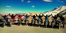 Motorbike Tours India 85