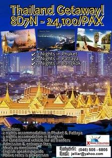 Thailang Gateway Tour