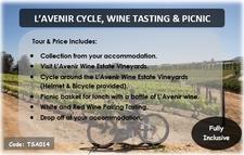 Tsa014 Lavenir Cycle Wine Tasting Picnic
