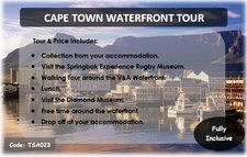 Tsa023 Cape Town Waterfront Tour