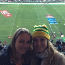 SA Vs New Zealand Rugby Match