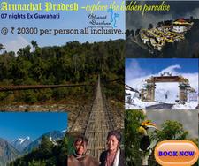 Arunachal Pradesh Trip