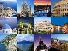 Europe Icons Photo