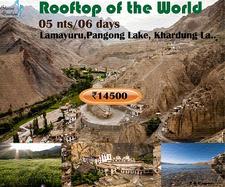 Leh Ladakh Rooftop