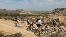 Biking Spain