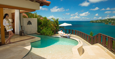 Sandals Millonaire Suite