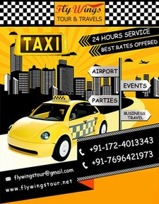 Taxi Service Chandigarh Airport