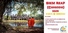 3 Siem Reap Cambodia