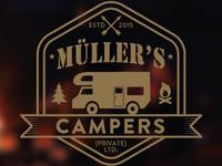 Muller's Campers