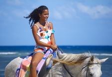 Horseback Ride On The Beach