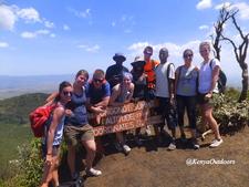 Highest Part Of Mt.Longonot