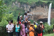 Team Building Retreat At Sipi Falls In Uganda