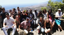 Visit To La Laguna And Las Mercedes With A Group Of French Students