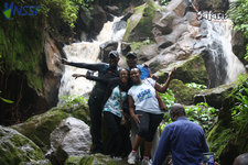 Team Building Retreat At Sisiyi Falls In Uganda