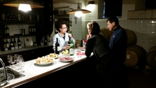 Wine Tasting And Cellar Visit