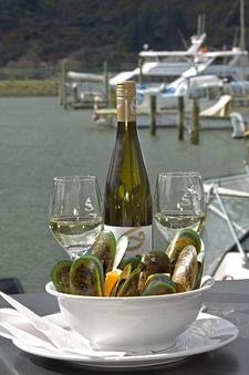 Mussels Wine