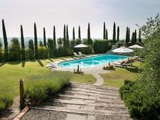 Panorama Tuscany Villa For Rent