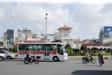 Xe Hohotruoc Cho Ben Thanh