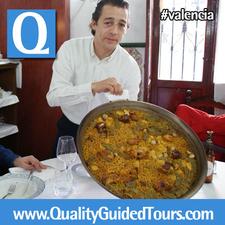11 Guided Tour Shore Excursion Valencia Fallas Paella 14