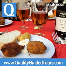 13 Guided Tour Shore Excursion Valencia Fallas Paella 16
