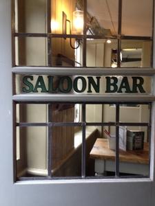 Saloon Bar Window