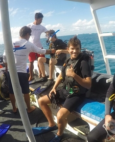 Cancun Diving 6