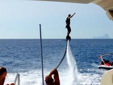 Captain Micky Flyboard Ibiza