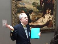 Dr Lear With A Venetian Courtesan