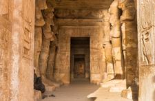 Abu Simbel, Inside Temple Of Ramses II
