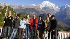 Annapurna Trek In Nepal